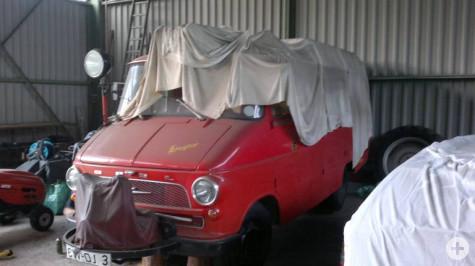 Opel Blitz 2012