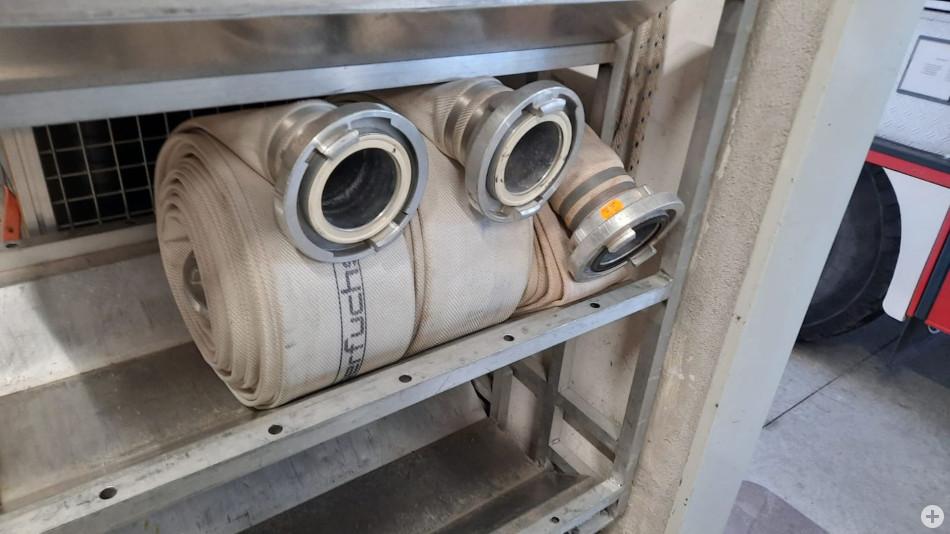 A-Druckschläuche für MAST Schmutzwasserpumpe